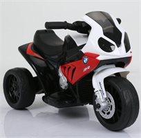 אופנוע מיני 6V לילדים בדמות Bmw Rr1000 - אדום Twist