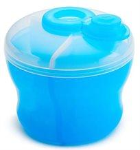 מחלק מנות 3 תאים עם מפריד סיליקון - כחול