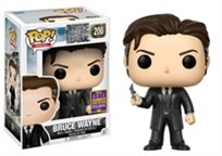 Funko Pop - Bruce Wayne 2017 Sc Exclisive (Justic League) 200 בובת פופ אקסלוסיבי