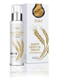 Vitamins Wheat Germ Oil Serum