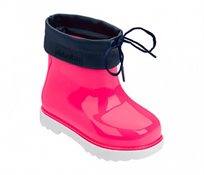 מליסה מגפי גשם MINI MELISSA RAIN BOOT PINK