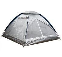 אוהל בצורת איגלו ל-4 אנשים בעל אריג דוחה מים, נוח לפתיחה ולשימוש