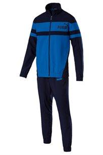 חליפת ספורט רב עונתית לגברים PUMA CB Woven Suit Cl בצבע כחול