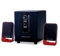 מערכת רמקולים 2.1 משולבת Bluetooth דגם MTX-100T Pure Acoustics