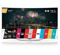 """טלוויזיה """"SMART TV 55 קעורה LG בטכנולוגיית OLED"""
