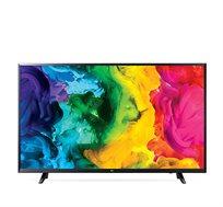 """טלוויזיה LED Smart TV 55"""" LG עם פאנל IPS אינדקס עיבוד תמונה PMI 1200 ברזולוציית 4K דגם 55UJ620Y"""