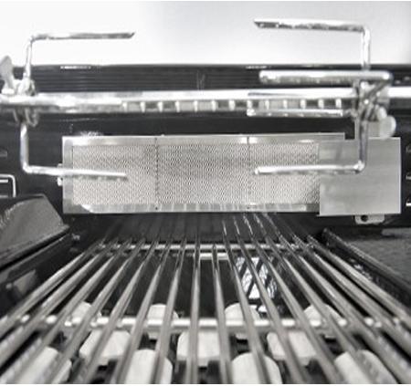 מטבח חוץ מושלם ואיכותי של חברת DCHEF כולל גריל גז איכותי, שיש, כירת גז עוצמתית, כיור וארוניות אחסון - תמונה 7