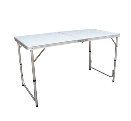 שולחן אלומיניום מתקפל קל לנשיאה