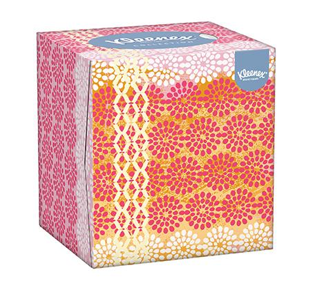 12 קופסאות קלינקס קולקשיין 56 יחידות בקופסה