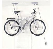 """מפנים מקום בבית! מערכת תלייה לאחסון אופניים או ציוד עד 20 ק""""ג שתחסוך לכם מקום יקר במחסן או בבית - משלוח חינם!"""