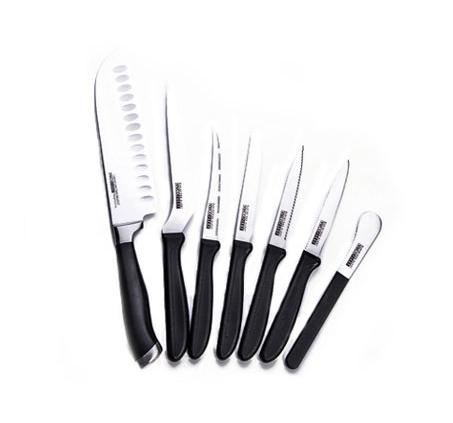סט 7 סכינים ARCOSTEEL