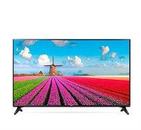 """טלוויזיה """"43 LG LED Smart TV ברזולוציית Full HD פאנל IPS  דגם 43LJ550Y"""