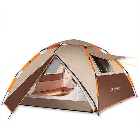 אוהל מודולרי Otentik קמפינג לעד 3 אנשים