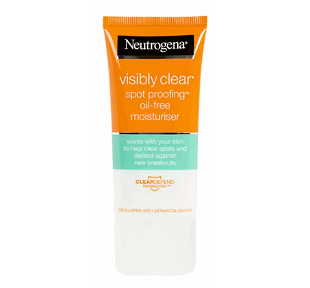Neutrogena Visibly Clear Spot Proofing