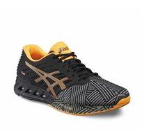 נעלי גברים Asics לריצות קצרות וארוכות דגם FuzeX