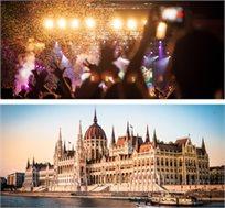 """אנריקה איגלסיאס בבודפשט כולל טיסות ו-4-5 לילות במלון לבחירה ע""""ב ארוחת בוקר החל מכ-€449* לאדם!"""