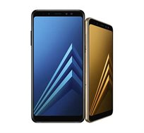 סמארטפון Samsung Galaxy A8 2018 64GB דגם  SM-A530F/DS