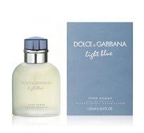 """בושם לגבר Light Blue א.ד.ט 125 מ""""ל Dolce & Gabbana - משלוח חינם"""