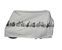 כיסוי לאופנוע/אופניים עשוי ניילון אטום למים לשמירה והגנה מלאה בכל תנאי מזג האוויר!