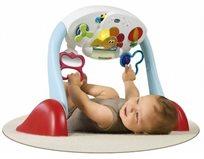 אוניברסיטה I Gym לתינוק עם 2 מצבי הפעלה וחיבור Mp3