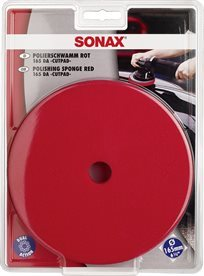 פד פוליש אדום Da 165 גס Sonax