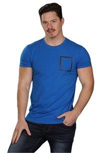 חולצת טישרט לגברים SLIM FIT במגוון צבעים לבחירה