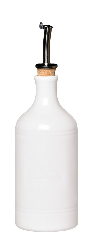 בקבוק לשמן או חומץ עשוי קרמיקה תוצרת Emile Henry
