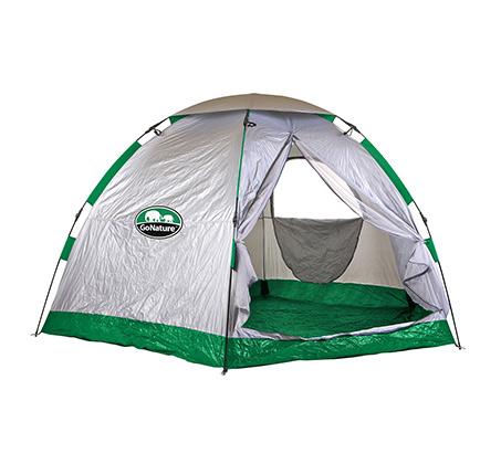 אוהל משפחתי פתיחה מהירה ל-6 אנשים