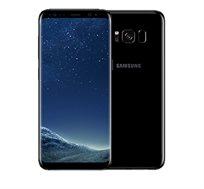 """סמארטפון Samsung Galaxy S8 מסך """"5.8 Quad HD אחסון 64GB+4GB RAM מצלמה 12MP  מחודש+ מגן סיליקון מתנה"""