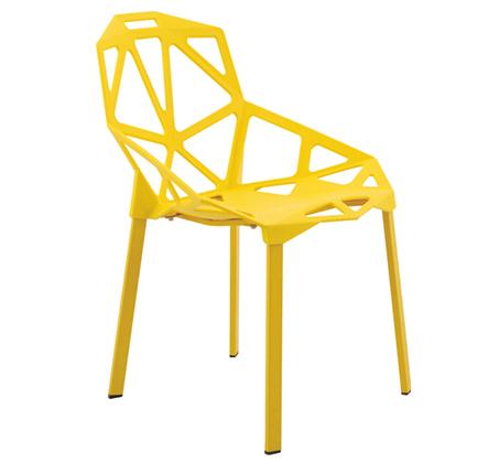 כסא מעוצב לפינת אוכל במגוון צבעים לבחירה דגם ספיר