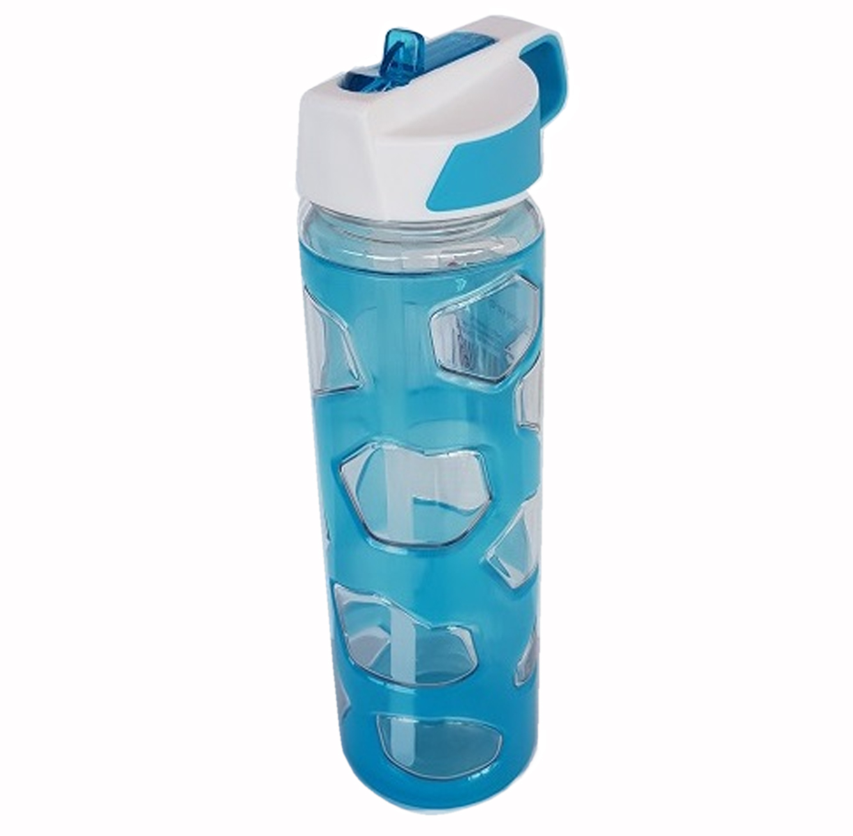 """בקבוק שתייה מעוצב בצבעים לבחירה 650 מ""""ל"""