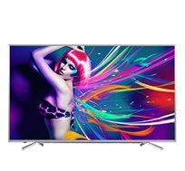 """טלוויזיה Hisense """"50 Smart LED 4K בטכנולוגיית ULED כולל מתקן+התקנה"""