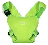 מנשא תינוק מניאופרן לשימוש בים ובבריכה + תיק נשיאה מתנה - ירוק