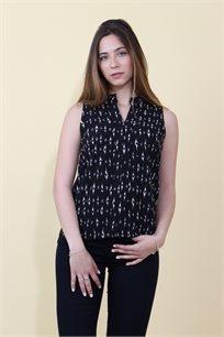 חולצת מיקי מודפסת