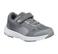 נעלי ספורט סטאן גומיות לילדים - אפור