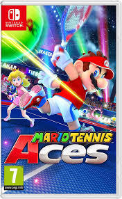 Mario Tennis Aces Nintendo Switch אירופאי!