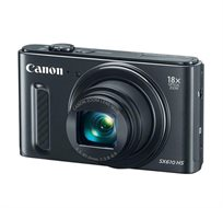 מצלמת Canon Power Shot SX610 HS עם זום אופטי 18X