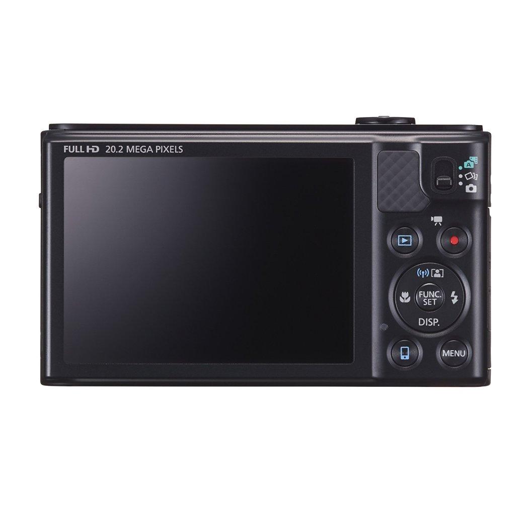 מצלמת Canon Power Shot SX610 HS עם זום אופטי 18X , מסך בגודל 3 אינץ', 20.2 מגה פיקסל, WI-FI ו-NFC - משלוח חינם - תמונה 4