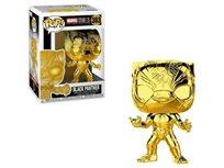 Funko Pop - Black Panther Gold Chrome (Marvel) 383  בובת פופ