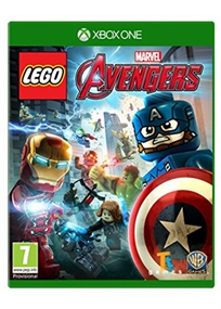 Lego Marvel Avengers Xbox One אירופאי!