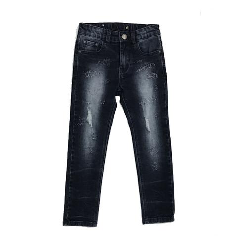 Oro ג'ינס(12 חודשים -16 שנים) -כחול קרע