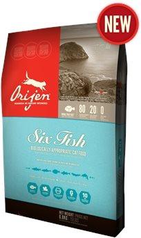 אוריג'ן לחתולים דגים 1.8  ק''ג