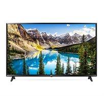 """טלוויזיה חכמה """"75 LED Smart TV עם פאנל IPS ברזולוציית 4K Ultra HD דגם 75UJ675Y"""
