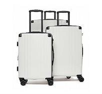 סט שלוש מזוודות קשיחות Calpak דגם Ambeur במגוון צבעים לבחירה