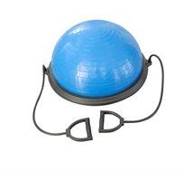 מתרגלים ומתאזנים! כדור בוסו מבית HI-TEC, למגוון רחב של תרגילי איזון לשיפור מודעות התנועה והיציבות