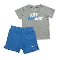 Nike תינוקות // סט קייצי כחול
