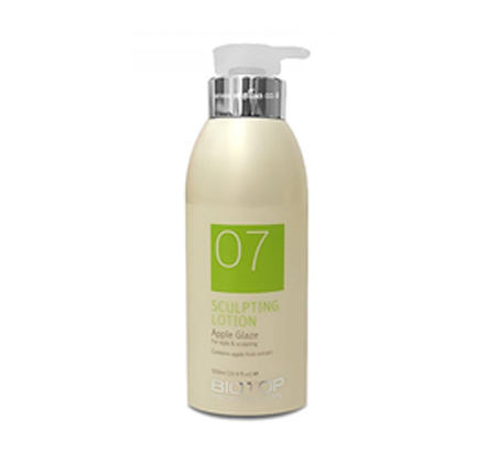 "גלייז תפוחים 07 500 מ""ל Sculpting Lotion"
