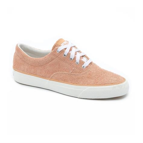 Keds - נעלי סניקרס זמש בצבע קורל