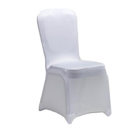 כיסוי לכיסאות פלסטיק עשוי ספנדקס במגוון צבעים לבחירה