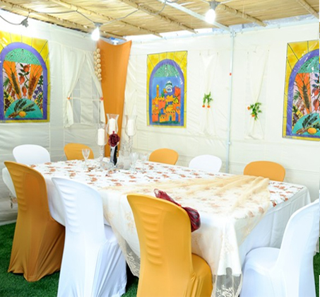 שומרים וצובעים! כיסוי כיסא פלסטיק מתאים לכל אירוח ואירוע, עשוי מבד Spandex במגוון צבעים לבחירה - תמונה 3